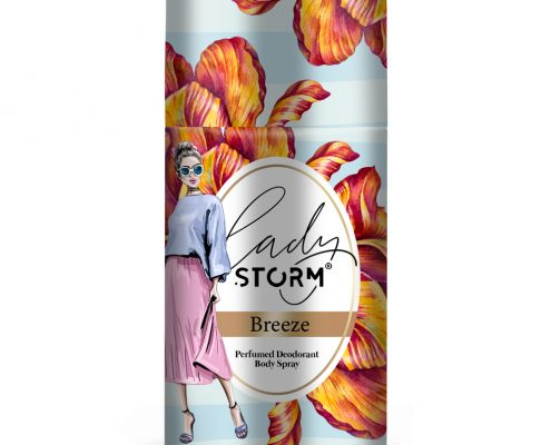 ladystorm breeze 495x400 Sora Cosmetics