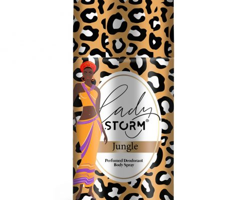 ladystorm jungle 495x400 Sora Cosmetics